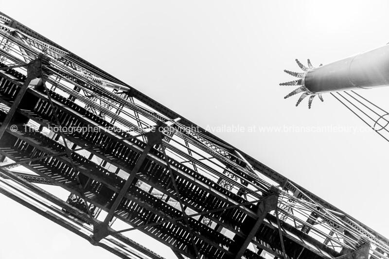 St Louis, architecture, river and bridges Missouri,USA.