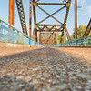 Old Chain of Rocks Bridge Route 66 St Louis Missouri USA