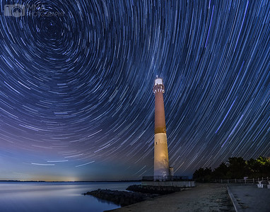 Starry night at Barnegat