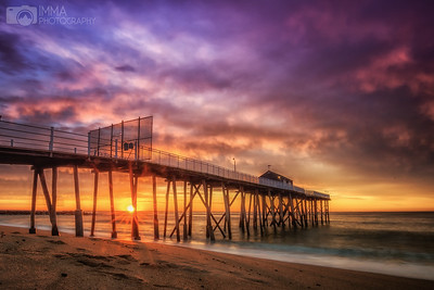 Sunrise By Belmar