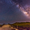 The Path To The Milky Way
