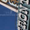 Las Vegas, Old Frontier casino sign, now demolished.