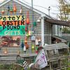 Petey's Lobster Pound.