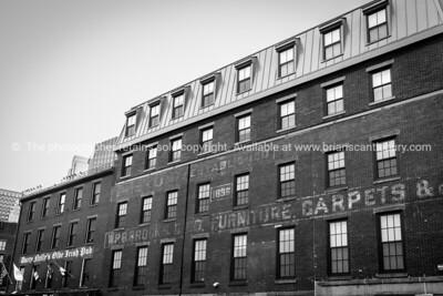 Boston Buildings & Street Scenes.