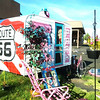 Route 66 outdoor setting