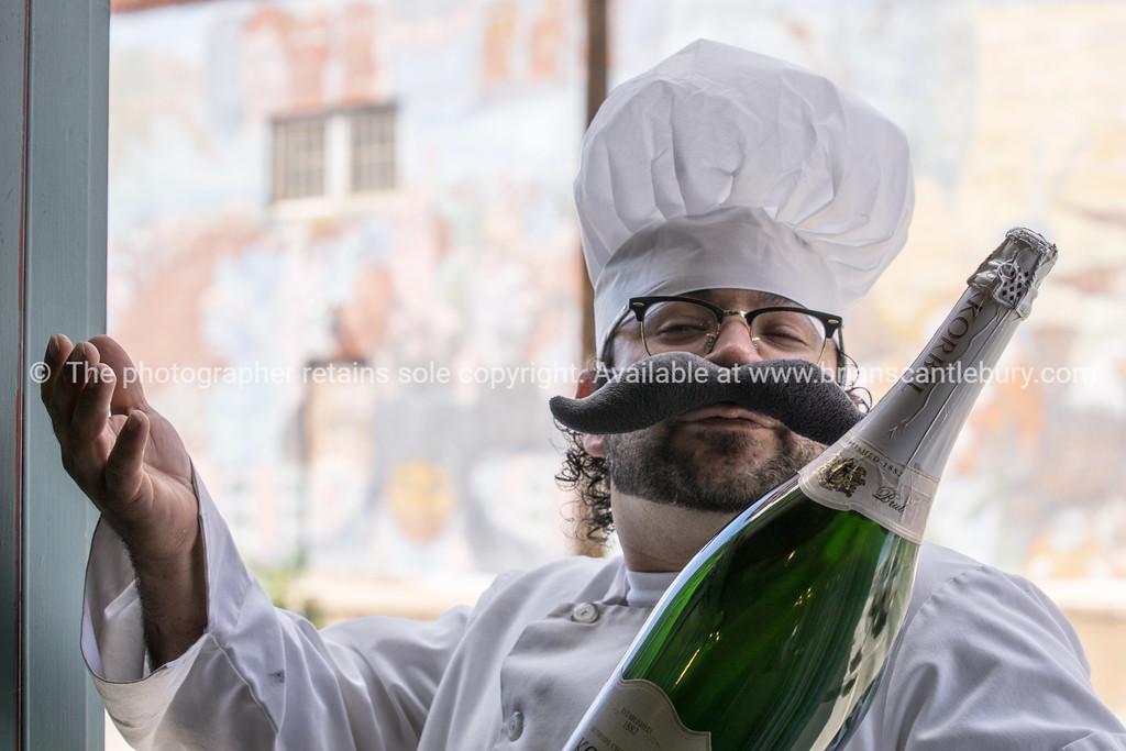 Micah Ortega promoter extraordiniare, Santa Fe