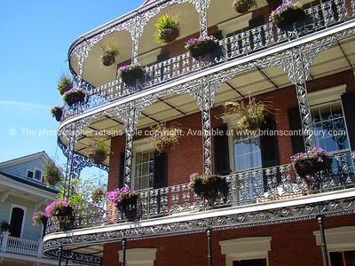 French Quarter, New Orleans, USA.