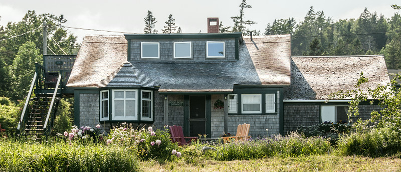 • Location - The Inn At Whale Cove on Grand Manan Island<br /> • Different view of  The Inn At Whale Cove