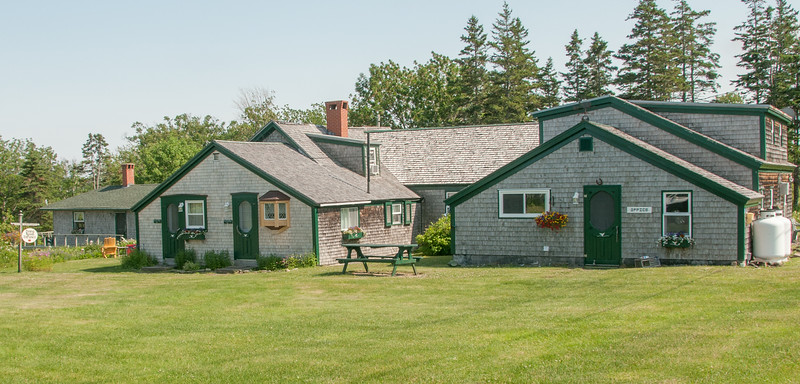 • Location - The Inn At Whale Cove on Grand Manan Island<br /> • This the place Sandy and I stayed while we were on the Grand Manan Island