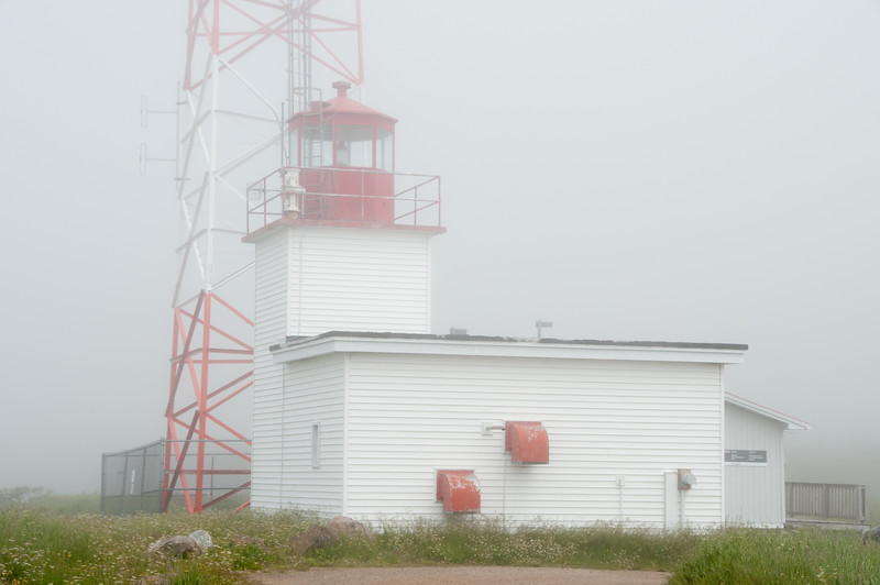 • Location - The south part of Grand Manan Island where it was foggy when we were there<br /> • Southwest Head Light