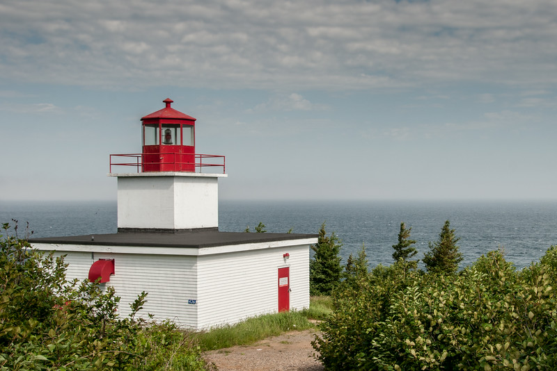 • Location - Grand Manan Island<br /> • The Whistle North Head Light House