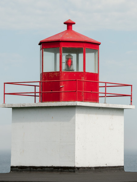 Location - Grand Manan Island<br /> • The Whistle North Head Light House
