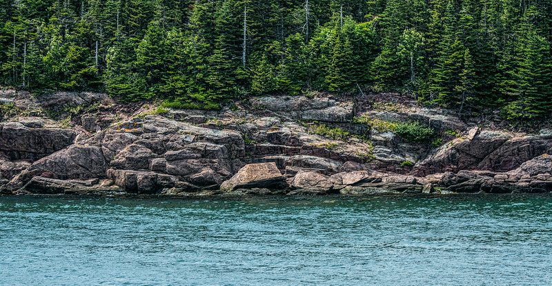• Location - Grand Manan Ferryboad ride from Blacks Habour<br /> • A view when we were leaving the port