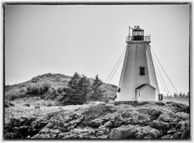 • Location - Grand Manan Ferryboad ride from Blacks Habour<br /> • Swallow Tail Lighthouse on Gand Manan Island