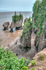 • Location - Hopewell Rocks in New Brunswick Canada<br /> • View from the top of Staircase Cove