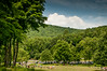 • Location - Kent Falls, CT<br /> • Scenic view from around Kent Park