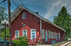 • Location - Town of Kent CT<br /> • Original train station