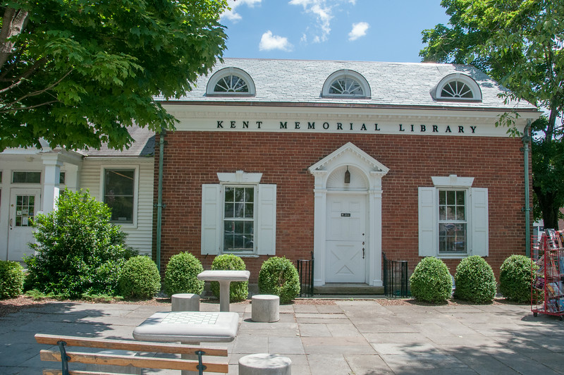 • Location - Town of Kent CT<br /> • Kent Memorial Library