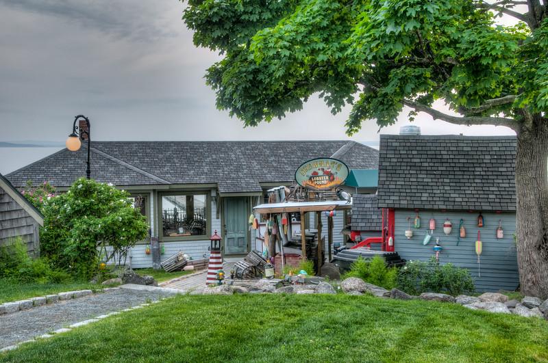 • Location - The Harbor Regency Holiday Inn Hotel<br /> • Stewman's Lobster Pound Restaurant