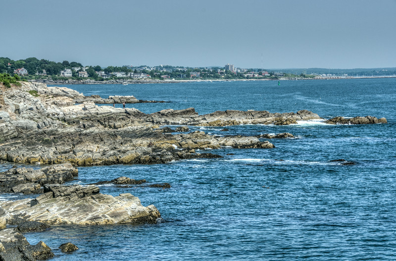 • Location - Cape Elizabeth, ME<br /> • Other scenic views from around the lighthouse