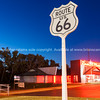 Route 66 Museum, Clinton, Oklahoma, USA