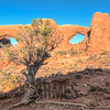 North & South Windows, Arches National Park, Utah
