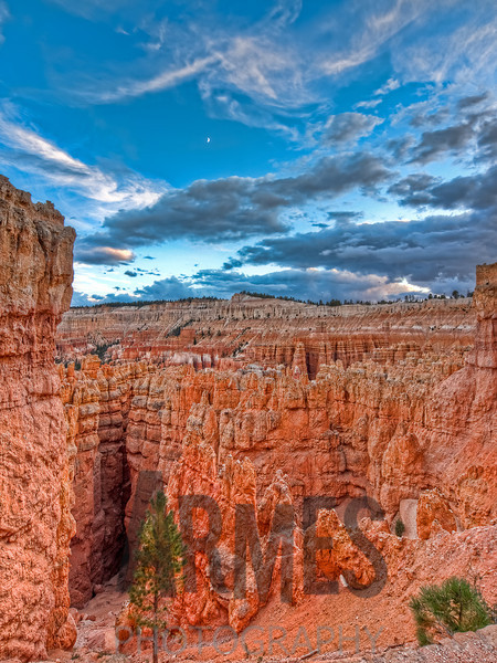 Sunset view from Sunset Point, Bryce Canyon National Park, Utah