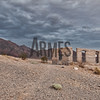 Ashford Mill ruin, Route 178, Death Valley National Park, California