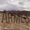 View from Zabriskie Point lookout, Death Valley National Park, California, USA