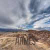 Zabriskie Point, Death Valley National Park, California, USA