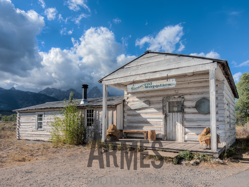 Historic General Store, Menor's Ferry Historic District