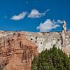 Sedimentary pipe, Kodachrome Basin State Park, Utah