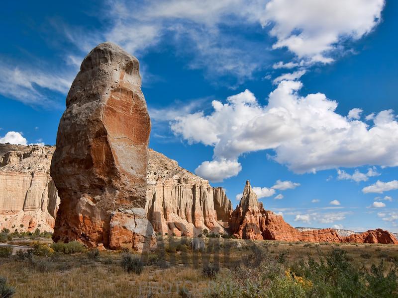 Chimney Rock, Kodachrome Basin State Park, Utah