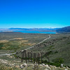 Mono Lake viewed from Route 395, California