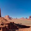 North Window Overlook, Monument Valley, Navajo Tribal Park, Arizona