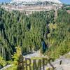 Martha Falls & Stevens Peak