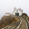 Lighthouse, Point Reyes National Seashore, California