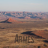 View of Valley of the Gods from Moki Dugway, Utah