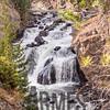 Firehole Falls, Firehole Canyon