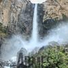 Bridalveil Fall, Yosemite National Park, California