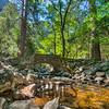 Bridalveil Creek, Yosemite National Park, California