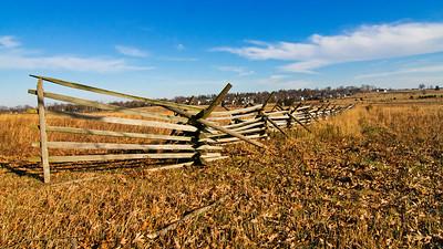 Fence Gettysberg
