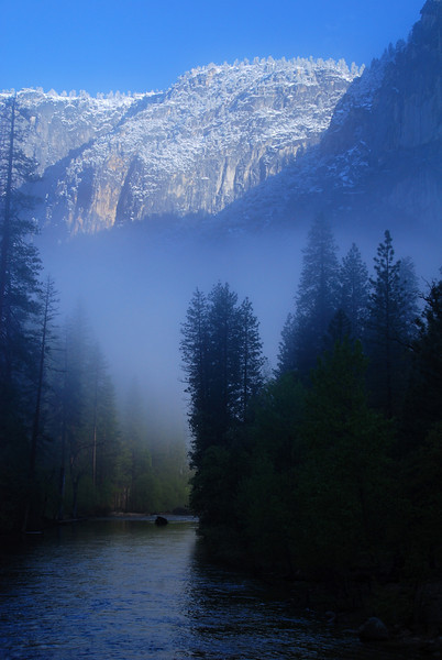 Yosemite Valley,  Yosemite NP,  CA