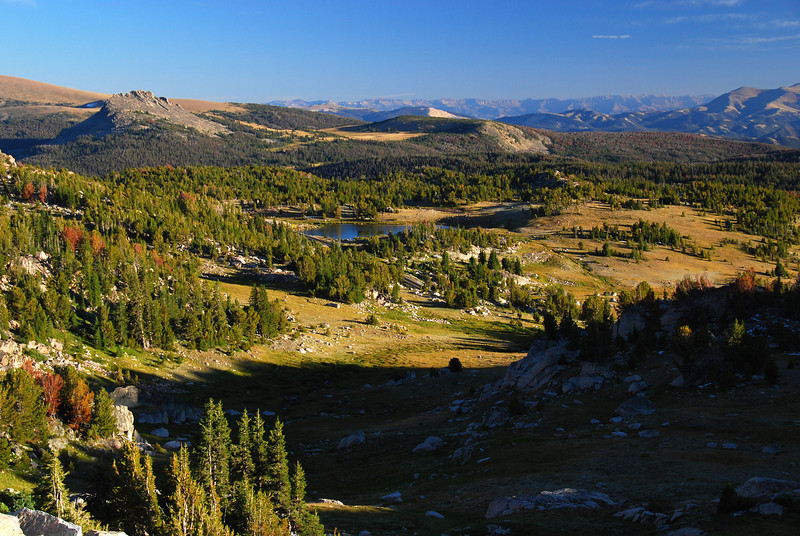 Beartooth Hwy, MT