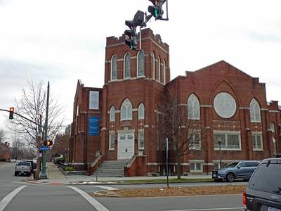 synagogue & church