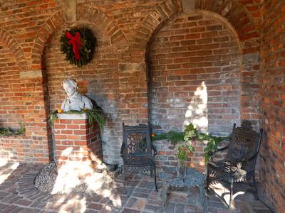 Poe shrine