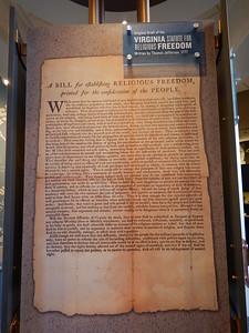 Declaration of Religious Freedom