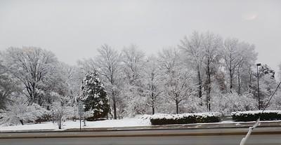 Richmond snow storm