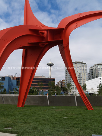 Seattle Public art.