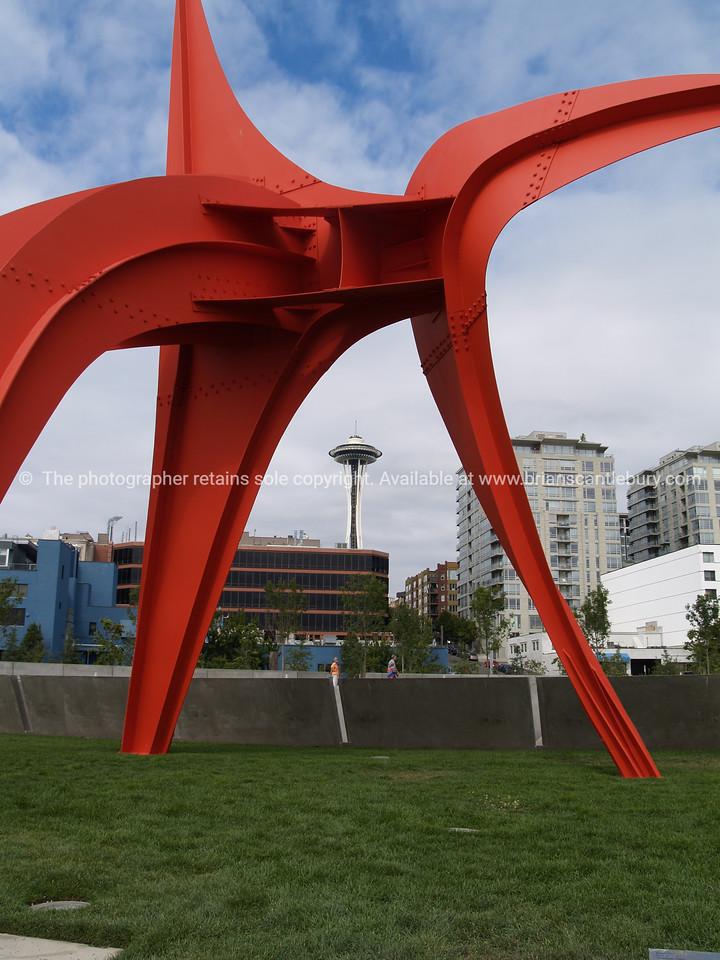 Seattle Public art.